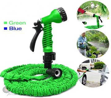 Magic Hose Pipe 50 Feet for Car Wash, Cleaning, Gardening