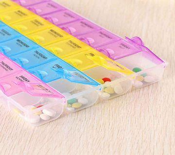 Medi box Tablet Organizer