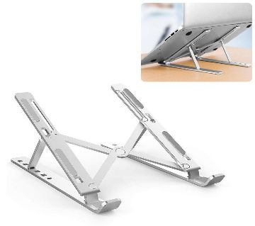 Laptop Stand Aluminium For Adjustable Stand