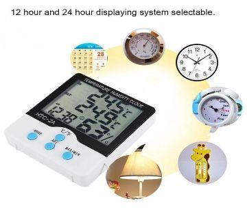 Temperature Humidity Clock HTC