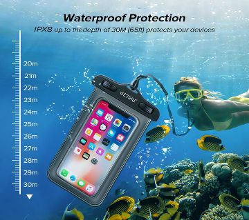 Water proof Mobile Bag For Rainy Day
