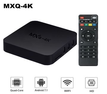 Mxq-4K Android TV Box Amlogic S805 1GB RAM/8GB ROM