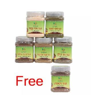 Herbal Face Pack.  600gm BD