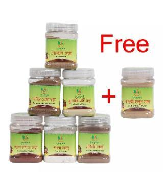 Herbal Face Pack 600gm BD