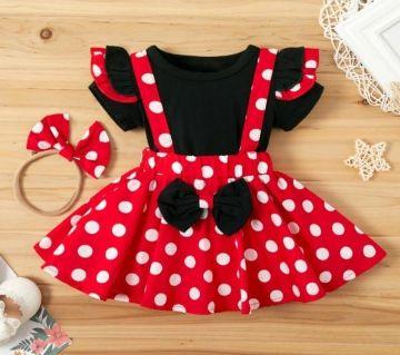 Baby Girls Skirt Rumper