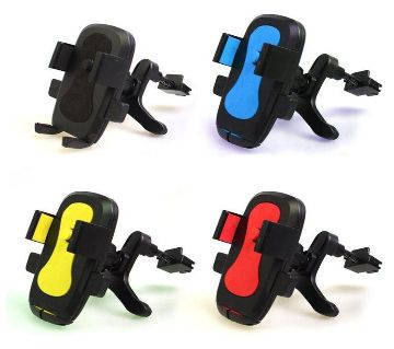 Easy One Touch Car Mount Fits Most Smartphone Random 1 Pc