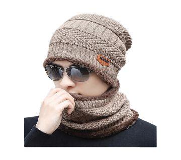 Winter Cap  Brown
