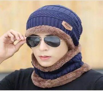 Winter cap- Navy Blue