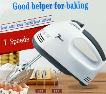 SCARLETT Electric Egg beater & Mixer for Cake cream MIni-(2 in 1)