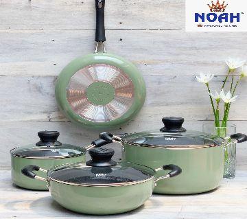 NOAH Non-Stick Full Set-Olive
