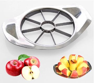Fruit Slicer Apple Pear Cutter Stainless Steel Knife Corers Remover Vegetable Melon Chopper Peerler Divided Kitchen Tools