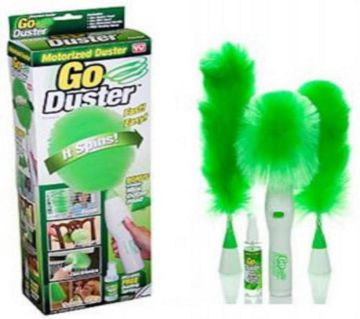 Go Spin duster 360 degree / Magic Spin Duster Motorized