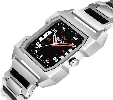Steeliness Steel Watch For Mens