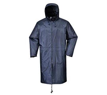 Waterproof Rain Coat Nevy Blue