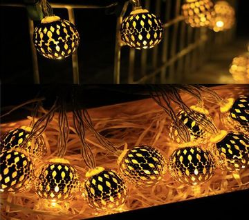 Fairy Ball Lights  Golden