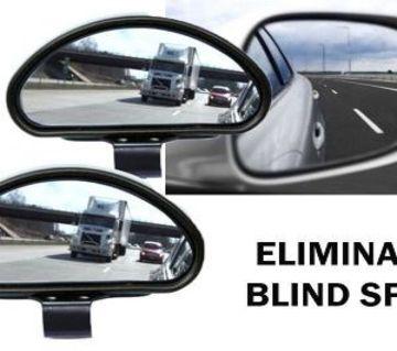 Eliminates Blind Spots