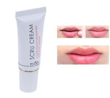 SCRU Cream Lips Scrub 15gm-Korea