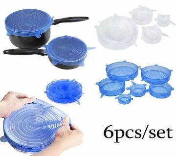 Silicon Cover Set (6pcs Set  )