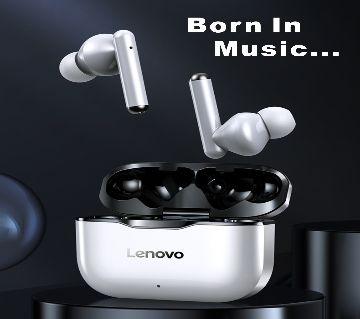 Lenovo LIVEPODS LP1 TWS Hands-free Waterproof Headset Wireless Bluetooth 5.0 Earbuds Touch Earphone