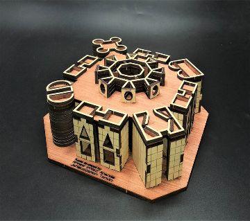 Jatiya Sangsad Bhaban 3D Puzzle