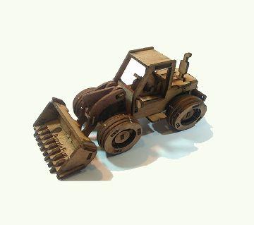 Bulldozer 3D Puzzle