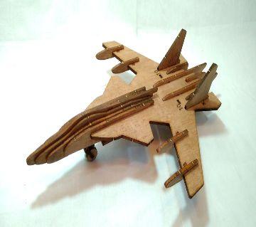 Sukhoi-SU 47 3D Puzzle