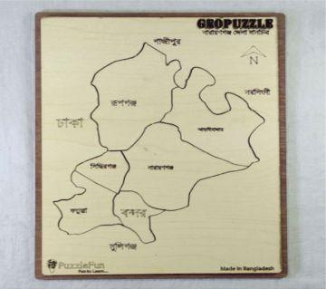 Narayangonj Zilla Map
