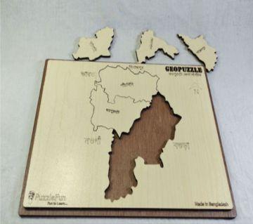 Joypurhat Zilla Map Puzzle