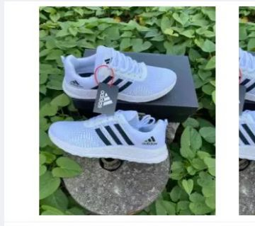 Mens Casual Sneakers-White