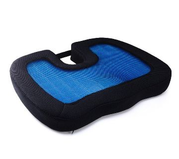 Cooling Gel Seat Cushion / Coccyx cushion / Best cushion for coccyx pain