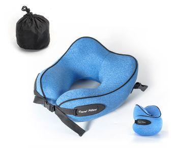 Travel neck pillow set/ Travel Neck Pillow, Travelling pillow, Travel pillow set Best travel pillow price in Bangladesh