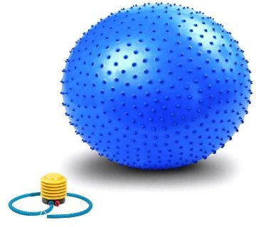 Yoga / Gym Ball Spike  Yoga ball spike