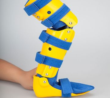 Kids knee ankle foot support for CP Baby  KAFO