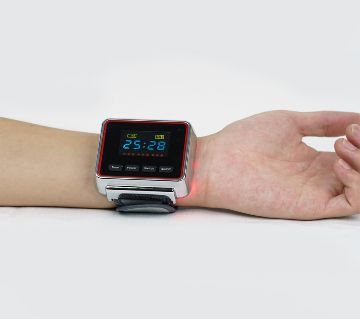 Laser Therapy Watch for Normal Blood Pressure / Control High Blood Pressure & diabetes