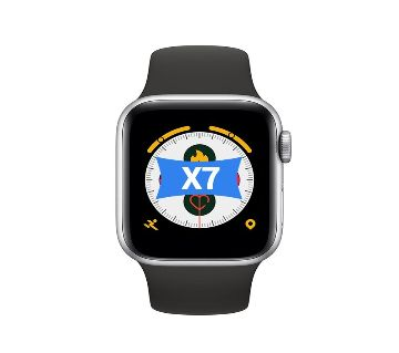 New Arrivals X7 Sport Smart Watch | with Heart Rate & Blood Pressure Monitor