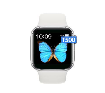T500 Smart watch IP67 Water & Dust Proof | Best Water Proof Smart Watch at Lowest Price in Bangladesh