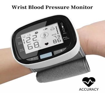 Blood pressure machine Digital Wrist smart blood pressure machine