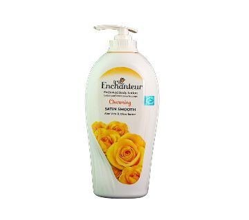 Enchanteur Perfumed Body Lotion 500ml - Charming Malaysia
