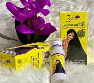 Zafran Hair Growth Therapy Oil -150ml Made in Pakistan