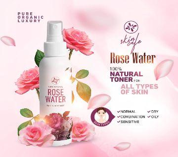 100% Natural Rose Water Face and Body Mist - 120ml Bangladesh