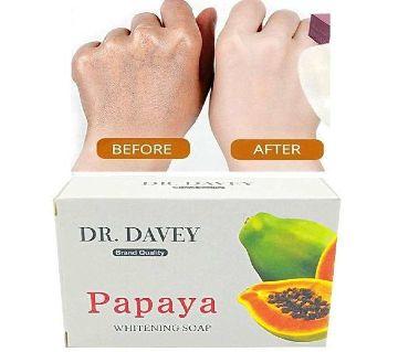 Dr. Davey Papaya Soap 135gm Thailand
