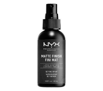 Matte Finish Setting Spray - 60ml indian