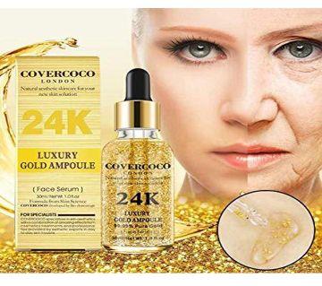 COVERCOCO 24K GOLD SERUM 30ML THAILAND