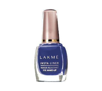 Lakme Insta Eye Liner, Blue, 9ml India