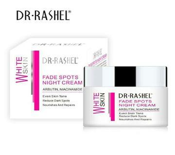 Dr. Rashel White Skin Fade Spots Night Cream, 50g China