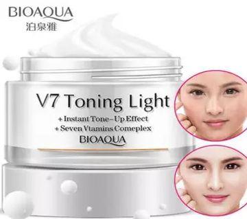 Bioaqua V7 Toning Cream - 50 gm PRC