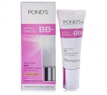 PONDS WHITE BEAUTY BB+ CREAM 18G 450 India