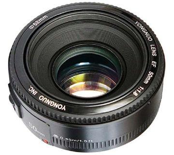 Yongnuo YN 50mm Prime f-1.8 Lens for Canon EF