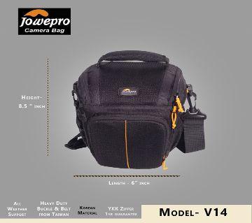 DSLR Camera Bag V-14 Black