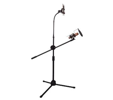 Pro Microphone Stand Floor Stand
